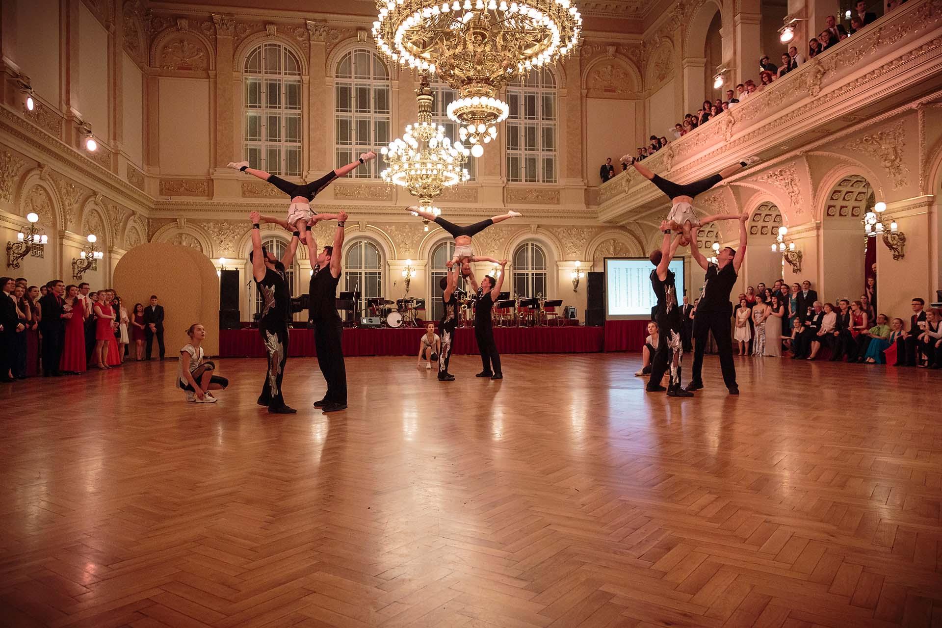 Fotogalerie taneční skupiny Styx