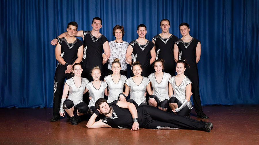 Taneční skupina Styx