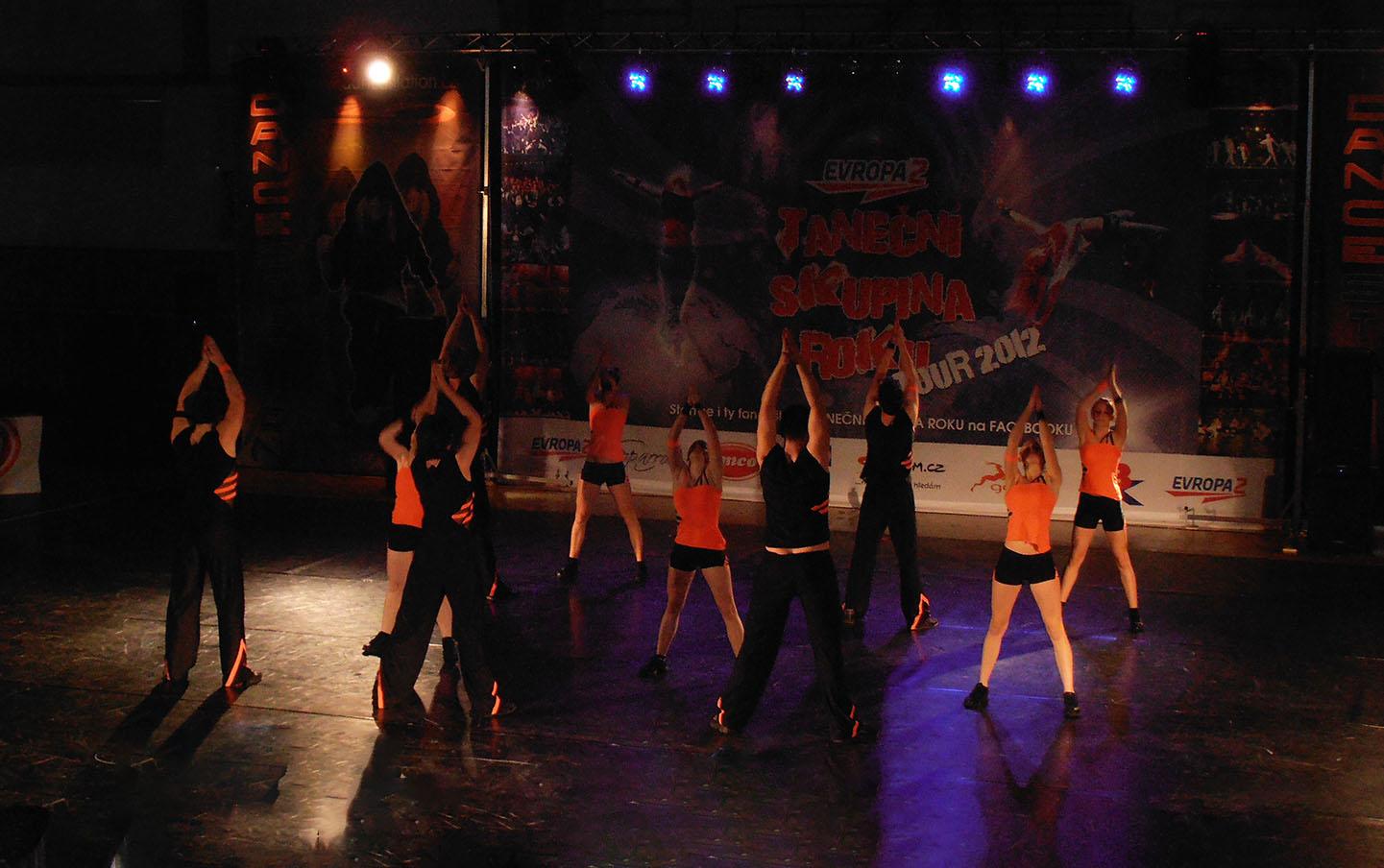 Repertoár taneční skupiny Styx